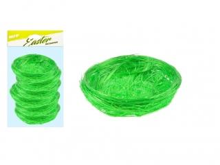 Sizal MFP gniazdo 5cm 6szt zielone
