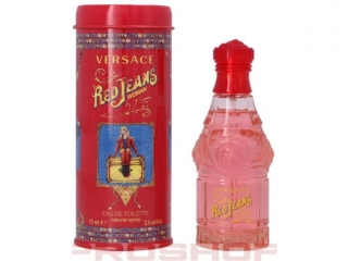 Versace Red Jeans Woda toaletowa 75 ml (85z³) 14200pkt