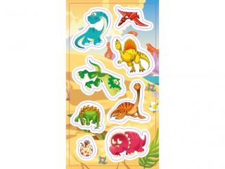 Naklejki RANOK Dinozaury