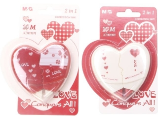 Korektor w ta¶mie M&G Love, 10m x 5mm