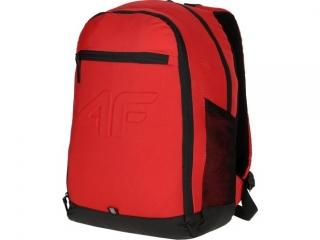 """Plecak 43cm (17"""") 4F PCU006 H4L20 czerwony"""