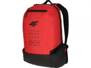 """Plecak 48cm (19"""") 4F PCU004  H4L20 czerwony"""
