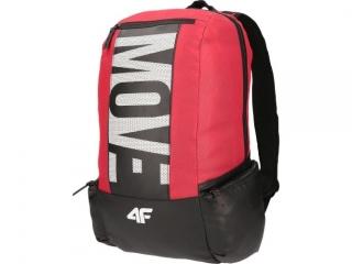"""Plecak 48cm (19"""") 4F PCU014 H4L20 czerwony"""