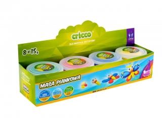 Masa piankowa CRICCO 15g, mix kolorów