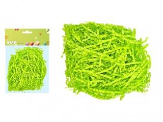Trawa papierowa 20g zielona