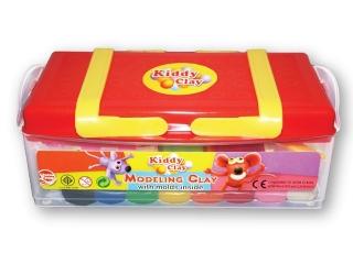 Plastelinowy box NARA  8 kolorów + akcesoria PX-430-8+16SMRT