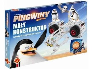 Ma³y konstruktor ALEXANDER Pingwiny z Madagaskaru