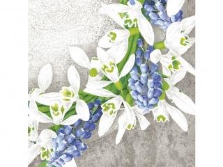 Serwetki DAISY wiosna 006401