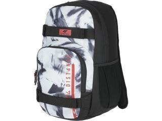 """Plecak 48cm (19"""") 4F PCU013 Bia³y Allover"""