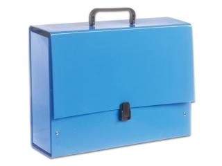 Teczka z r±czk± PENMATE B4 Jumbo - niebieska pastelowa