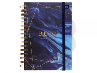 Planer kreatywny INTERDRUK A5 120k. Bulllet journal - Bujo p