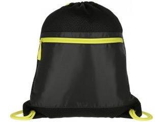 Plecak-worek OUTHORN PCD600 czarny z limonk±