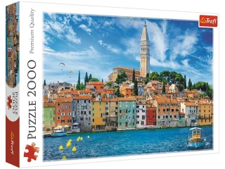Puzzle 2000 TREFL Rovinj, Chorwacja