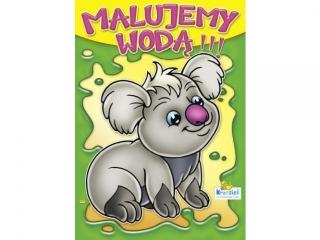 Kolorowanka KRZESIEK A4 8k. Malujemy wod± - Koala