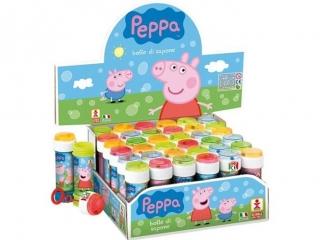 Bañki mydlane 60 ml Pepa Pig