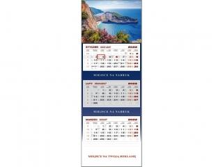Kalendarz trójdzielny WN 2022 - Grecja