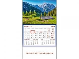 Kalendarz jednodzielny WN Alpy 2022