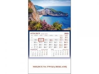 Kalendarz jednodzielny WN Grecja 2022