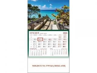 Kalendarz jednodzielny WN Morze 2022
