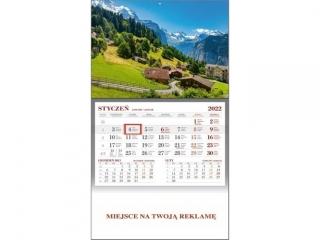 Kalendarz jednodzielny WN Góry 2022