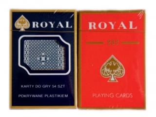 Karty do gry ROYAL 24 szt. HURT