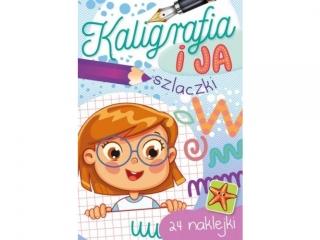 Ksi±¿eczka SKRZAT Kaligrafia i ja - Szlaczki