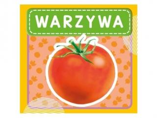 Ksi±¿eczka SKRZAT Harmonijki dla malucha - Warzywa