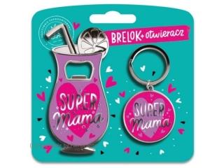 Set Brelok + Otwieracz Mama