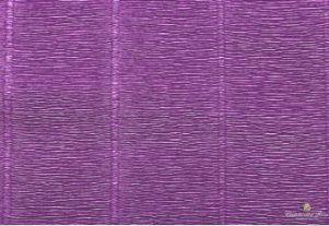 Krepina 180g/m 17E/2 fioletowy