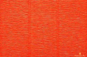Krepina 180g/m 17E/6 intensywny pomarañczowy