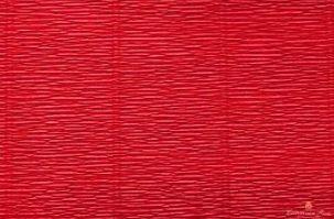 Krepina 180g/m 589 szkar³atny czerwony