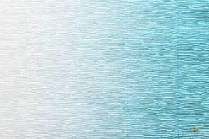 Krepina têcza 600/2 bia³y-niebieski