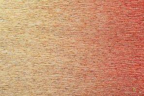 Krepina têcza metalizowana 801/1 z³ota-czerwona