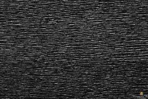 Krepina metalizowana 809 czarna
