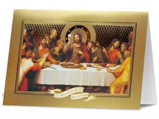 Kartki karnet HM 200-1758  Wielkanoc