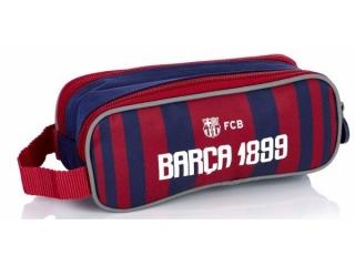 Piórnik saszetka ASTRA na dwa zamki FC-178 FC Barcelona Barc