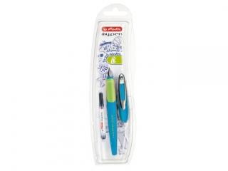 Pióro wieczne HERLITZ My.Pen dla leworêcznych - niebieski/ne