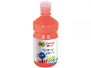 Farba tempera HAPPY COLOR Premium 500ml nr 40 - koralowy