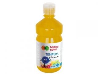 Farba tempera HAPPY COLOR Premium 500ml nr 16 - ciemno¿ó³ty