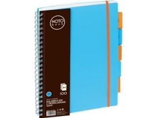Ko³obrulion A4 100k. Grand NOTO Book niebieski
