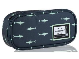 Piórnik saszetka ASTRA Head 4 - Baby Sharks