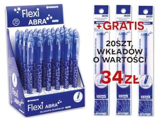 Zestaw promocyjny Flexi Abra a24 + 20szt wk³adów gratis