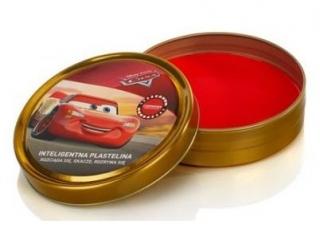 Inteligentna plastelina Dr Cosmic czerwona - Cars