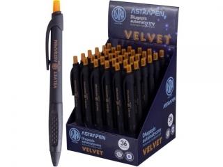 D³ugopis automatyczny ASTRA Pen Velvet z ergonomicznym uchwy