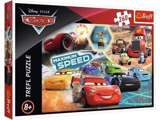 Puzzle  260 TREFL Cars 3 - Gala zwyciêzców