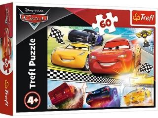 Puzzle   60 TERFL Cars - Legendarny wy¶cig