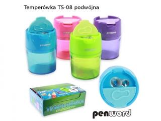 TEMPERÓWKA TS-08 PODWÓJNA