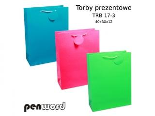 TORBY PREZENTOWE TRB 17-3 40x30x12
