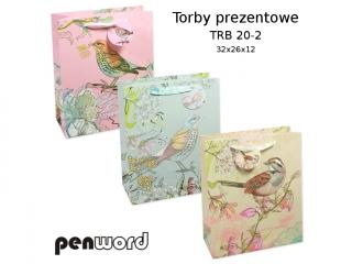 TORBY PREZENTOWE TRB 20-2 32x26x12