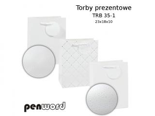 TORBY PREZENTOWE TRB 35-1 23x18x10